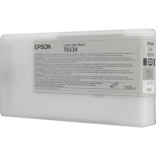 EPSON CARTRIDGE LIGHT LIGHT BLACK 200ML SP 4900
