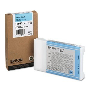EPSON CARTRIDGE LIGHT CYAN 220ML SP 7800/7880/9800/9880