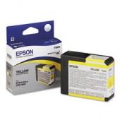 EPSON CARTRIDGE YELLOW 80ML SP 3800/3880