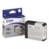 EPSON CARTRIDGE LIGHT BLACK 80ML SP 3800/3880